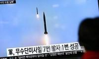 韩美日讨论对朝鲜实施更严厉制裁