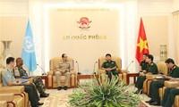越南高度评价联合国维和行动