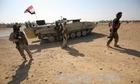 伊拉克安保力量抵近摩苏尔市东部