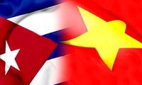 越南和古巴继续深化传统关系