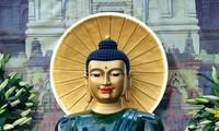 世界和平玉佛恭迎大典在西宁省举行