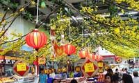 越南各家超市推出春节优惠活动