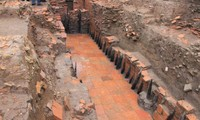 升龙-河内遗产保护中心新发掘的考古区将开门迎接游客前来参观