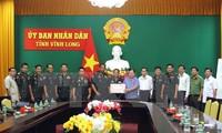 越南与柬埔寨的友好团结情谊将日益密切