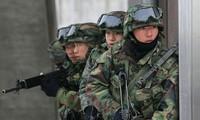 朝鲜谴责美日韩举行联合导弹演习