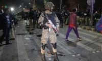 巴基斯坦发生自杀式爆炸袭击 至少数十人伤亡