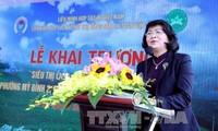 保障食品卫生安全将有助于建设可持续发展的越南农业