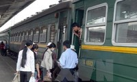 越南铁路总公司增加部分车次
