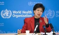 越南国会副主席丛氏放会见世界卫生组织总干事陈冯富珍