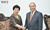 世卫组织继续向越南卫生部门提供咨询和积极援助