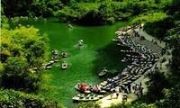 4.30和5.1假期 前来宁平旅游的游客大幅增长