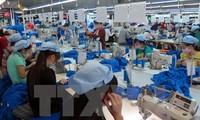 越南纺织品服装行业出现良好增长信号