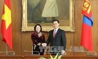 越南和蒙古国加强所有领域合作