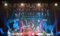 本台举行2017年云雀之声歌唱比赛汇演暨颁奖仪式