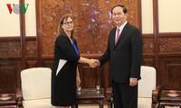 越南一向重视推动与以色列的多领域友好合作关系