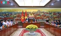 阮春福要求海防市不靠国家预算发展基础设施