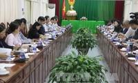 越南芹苴市和日本长崎市加强环保领域合作