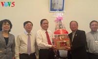越南各个宗教社区为建设国家做出贡献