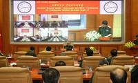 越南上半年国防对外工作总结会议举行
