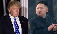 美国支持以外交方式缓解与朝鲜的紧张关系