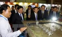 亚太经合组织粮食产品与农业新技术展在芹苴市开幕