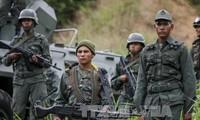 委内瑞拉开始进行大规模军事演习