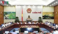 越南政府工作例会:8月继续好转 经济社会指标良好