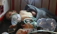 叙利亚政府否认使用化学武器