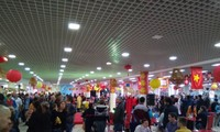 俄罗斯越南街头美食节举行