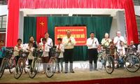 越南政府副总理张和平视察莱州省