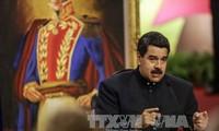 马杜罗总统指控美国和西班牙试图破坏委内瑞拉局势稳定