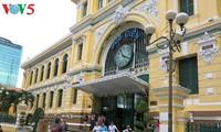 胡志明市的特殊建筑工程——西贡中心邮局