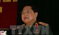 越南出席东盟防长会议
