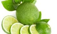 越南中部义安省柠檬价格大跌