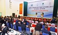 2017年APEC未来之声论坛开幕