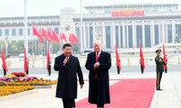习近平:中美应是伙伴而不是对手