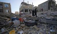 伊拉克伊朗边境地区强震:伊朗搜救工作结束 着手克服影响