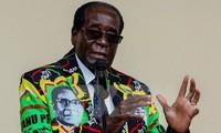 津巴布韦总统穆加贝要求举行内阁会议