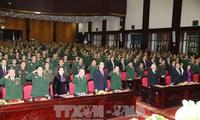 2017至2022年任期越南退伍军人协会第6次全国代表大会开幕