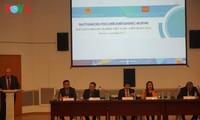 越俄企业论坛在莫斯科举行