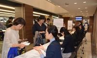 第二次越语水平考试在日本举行