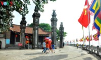 趁亭——升龙京城最独特的庙宇