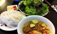 Gastronomie: Leçon 14: Le bun cha (Vermicelle au porc grillé) de Hanoi