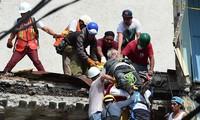 Le Mexique frappé par un puissant séisme