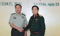 Échange d'amitié pour la défense frontalière Vietnam-Chine