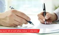 Le vietnamien du commerce: leçon 11: signature du contrat