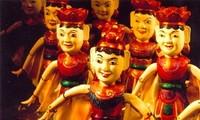 Marioneta acuática de Vietnam en Cuba