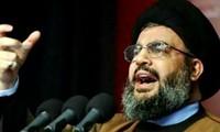 Herbolá amenaza con disparos de cohetes si Israel ataca Líbano