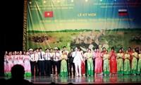 Vietnamitas en Rusia conmemora 40 años de Victoria Dien Bien Phu aéreo