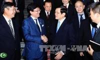 Inversiones japonesas benefician desarrollo económico de Vietnam